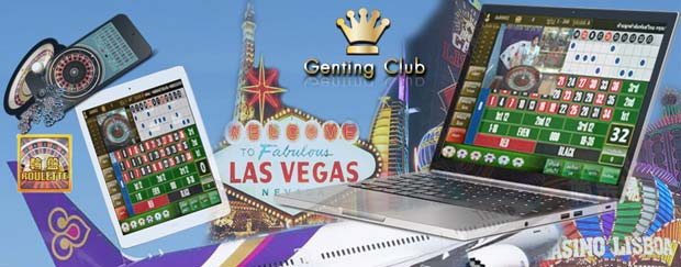 Roulette Genting Club